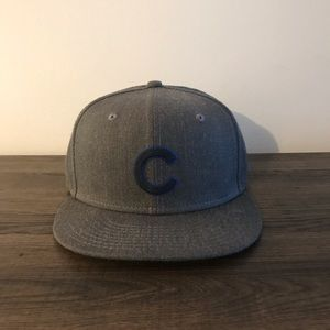 Chicago Cubs New Era Fitted Hat